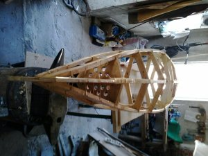 Frame ready to fit for seat position